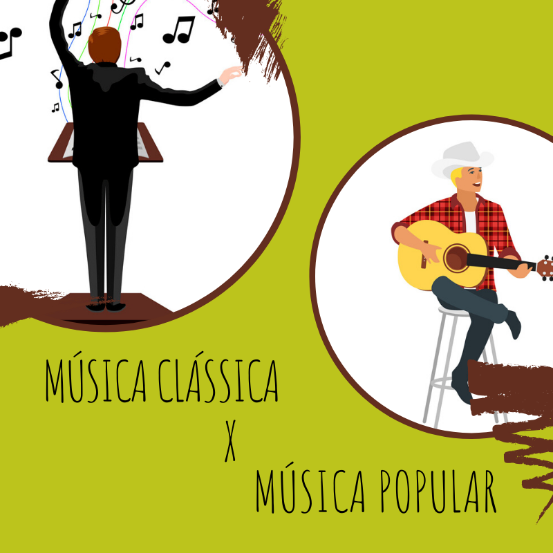 música classica versus musica popular